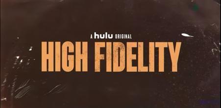 High Fidelity promo shot