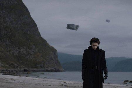 """Timothee Chalamet in """"Dune"""""""