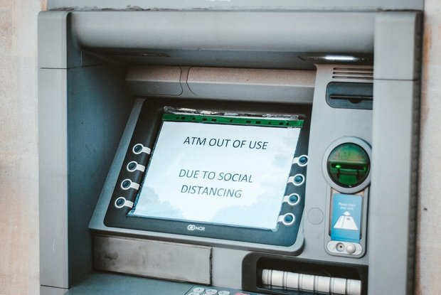 Closed ATM