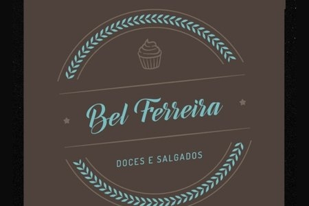 """It is a montage that I made using the logo provided by """"Bel Ferreira"""", the company that we did a partnership with!"""