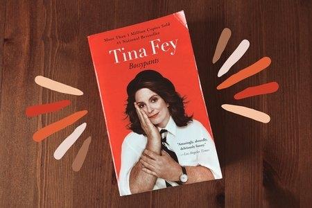 Tina Fey Book