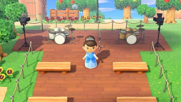 Animal Crossing Concert