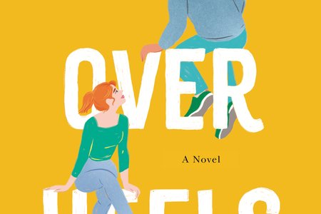 Hannah Orenstein's Head Over Heels Book Cover