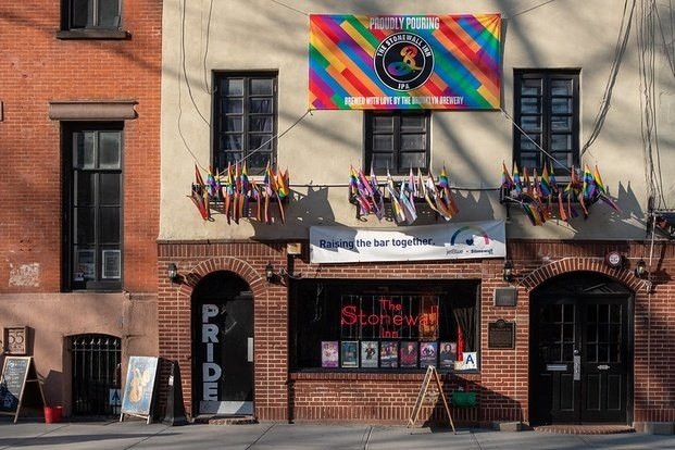 Stonewall Inn in Greenwich Village