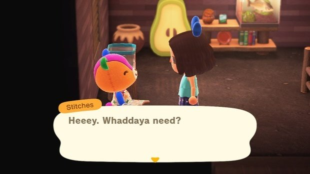 Animal Crossing Villager