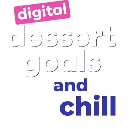 Digital Dessert Goals Banner