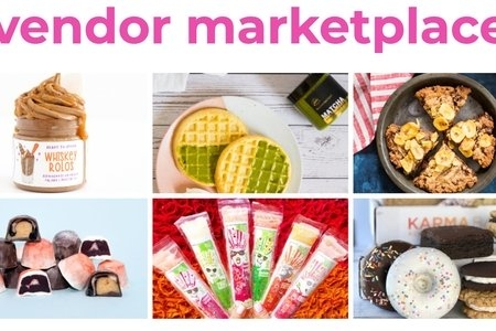 Digital Dessert Goals Marketplace