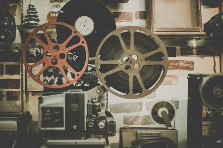Film Maker Machine Control Panel