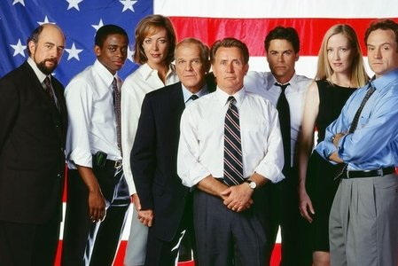 West Wing Promotional Poster
