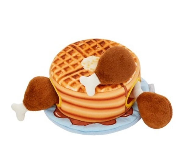 chicken-and-waffles-dog-toy