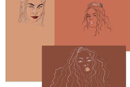 Artist Spotlight Graphic Design