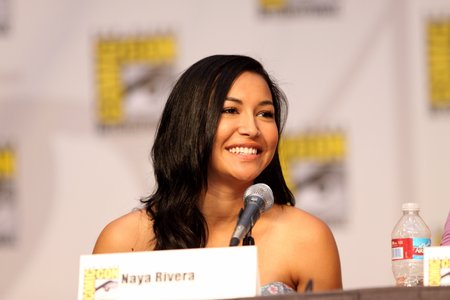 Naya Rivera at SDCC (found on photopin)