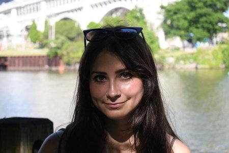 social media director Madison Umina