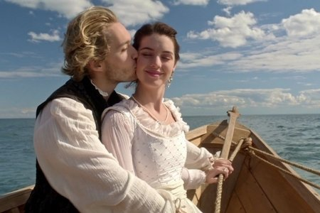 Francis and Mary from Reign