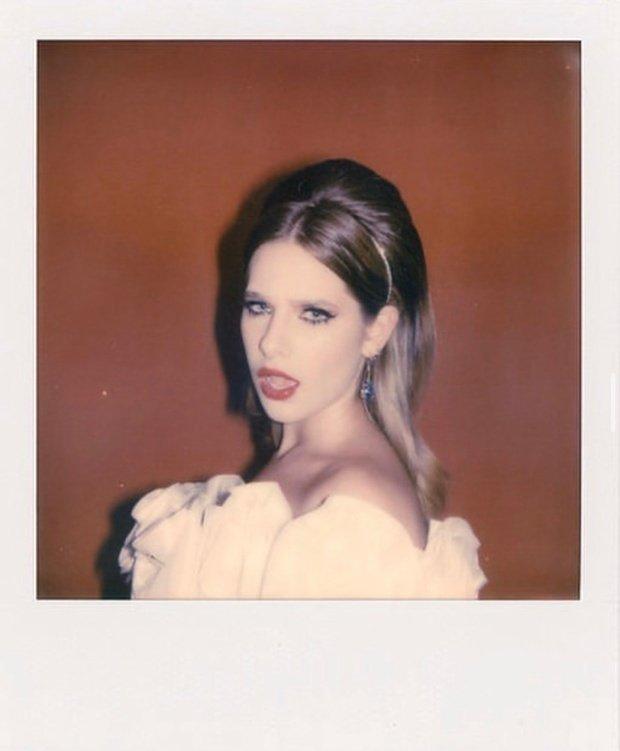 Silver Sphere Polaroid 2 by Jess Farren