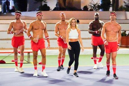 The Bachelorette strip dodgeball
