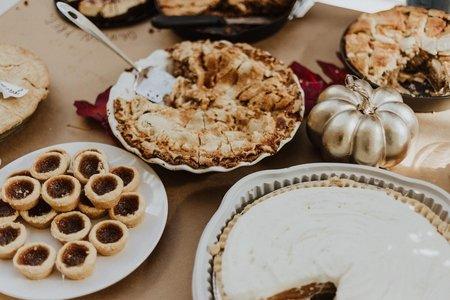 lots of pie