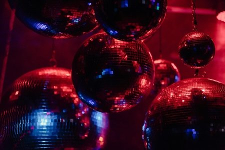 Red Lights and Disco Balls