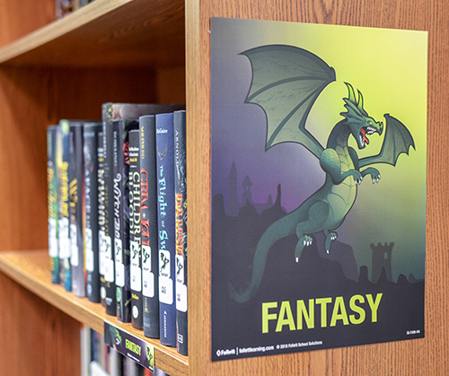 Genre Fantasy Signs & Labels