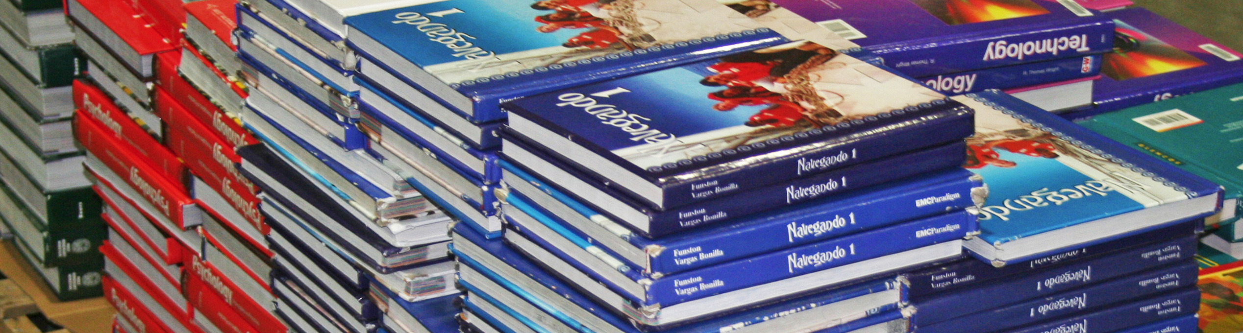 New & Pre-owned Classroom Textbooks