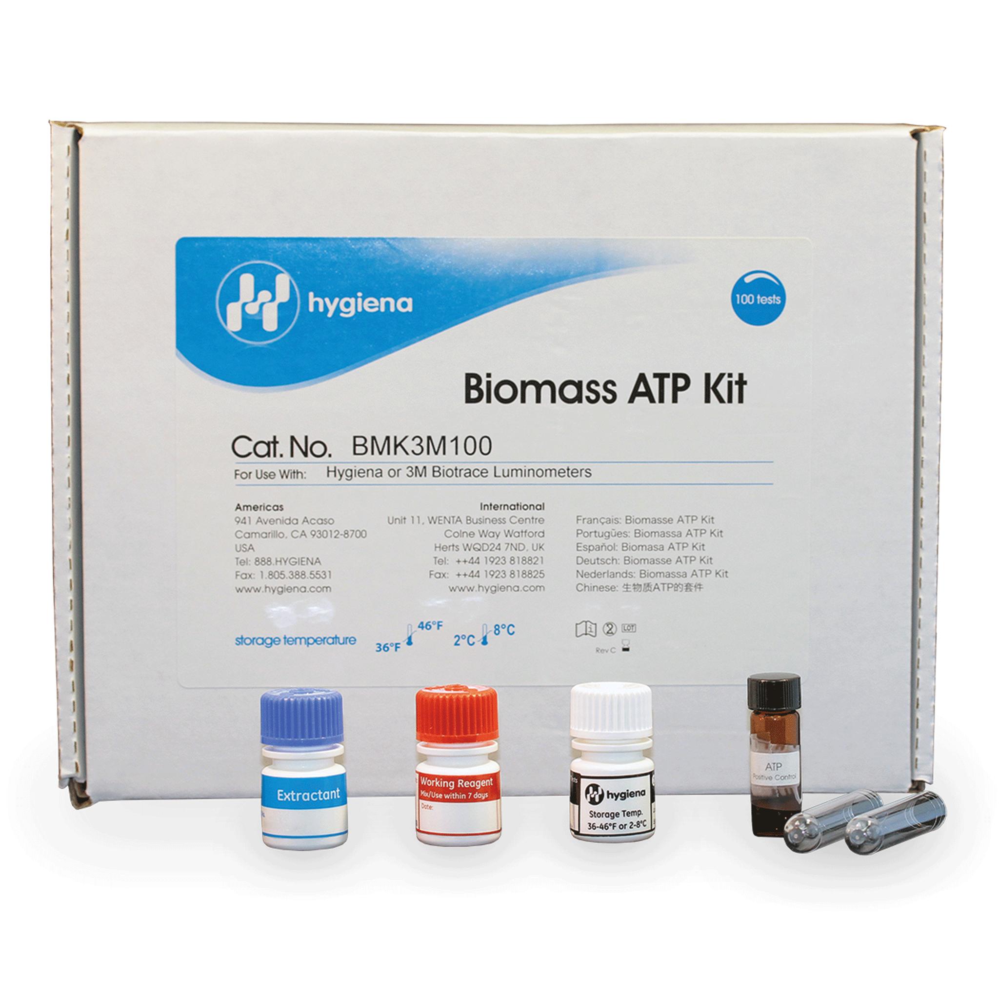 ATP BioMass Kit
