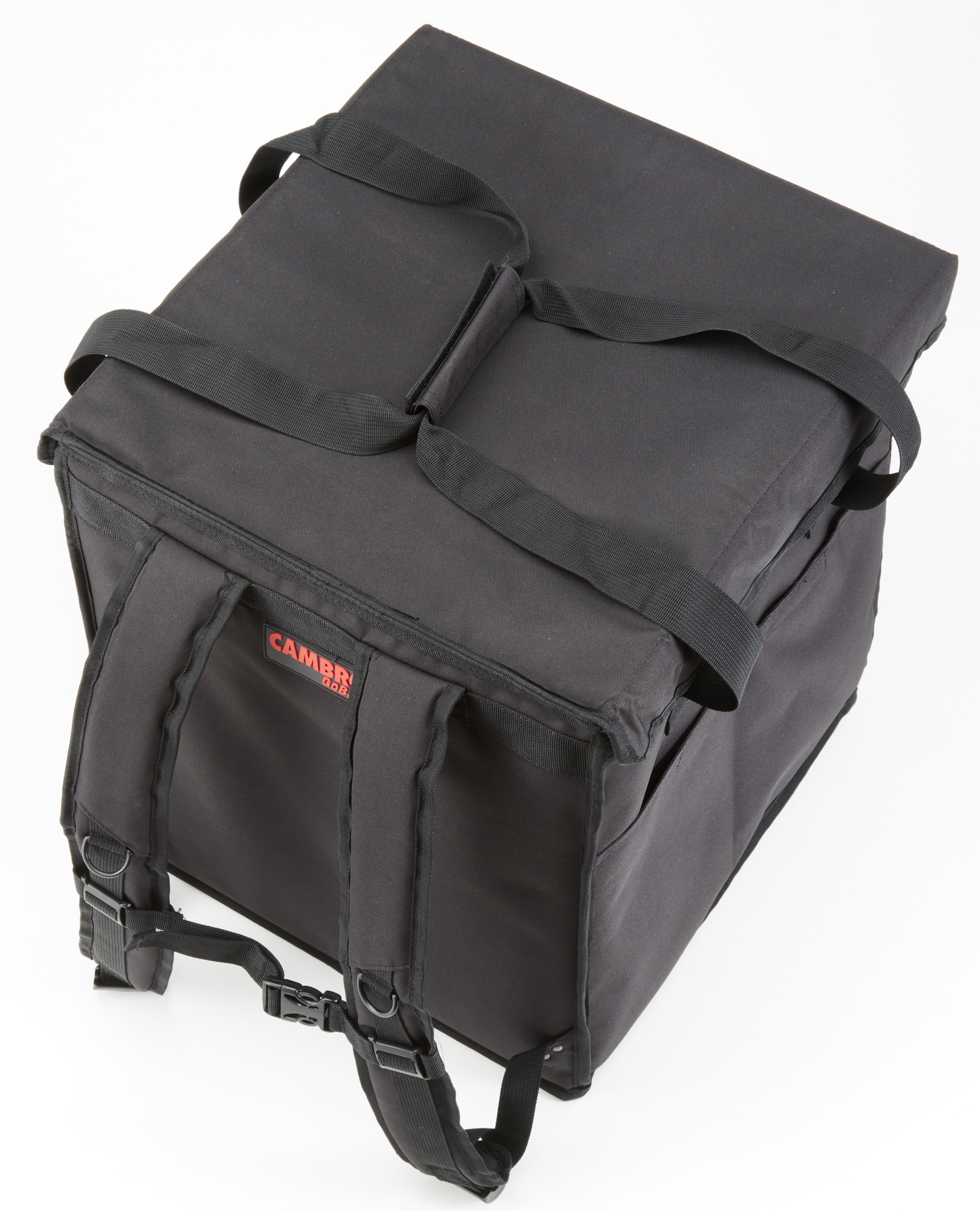 GBBP151417110 GoBag Large Delivery Backpack Black