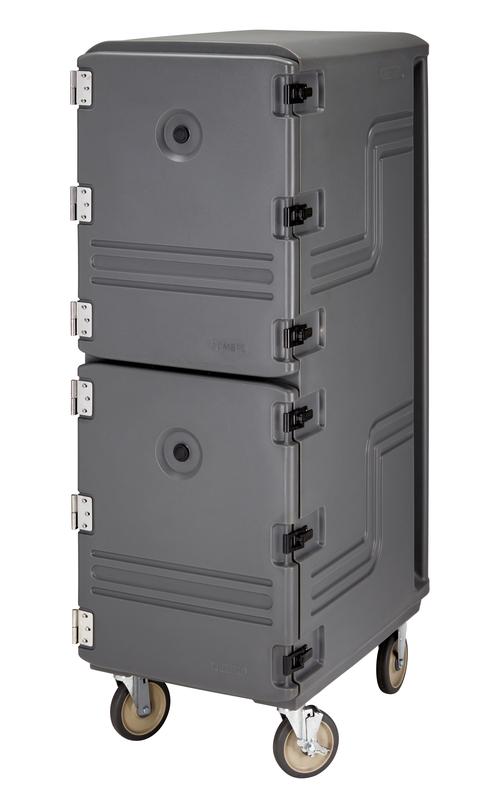 Chariots Camcart® pour boîtes de stockage d'aliments, plaques à pâtisserie – Modèle non électrique grand format