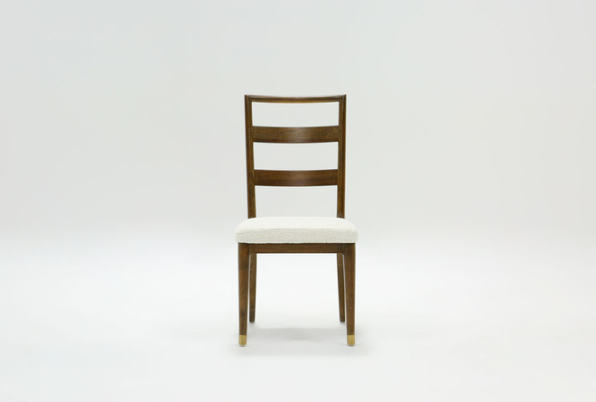 Brighton Dining Chair With Upholstered Seat By Nate Berkus and Jeremiah Brent - 360