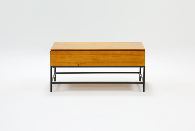Hollis Lift-Top Coffee Table - 360
