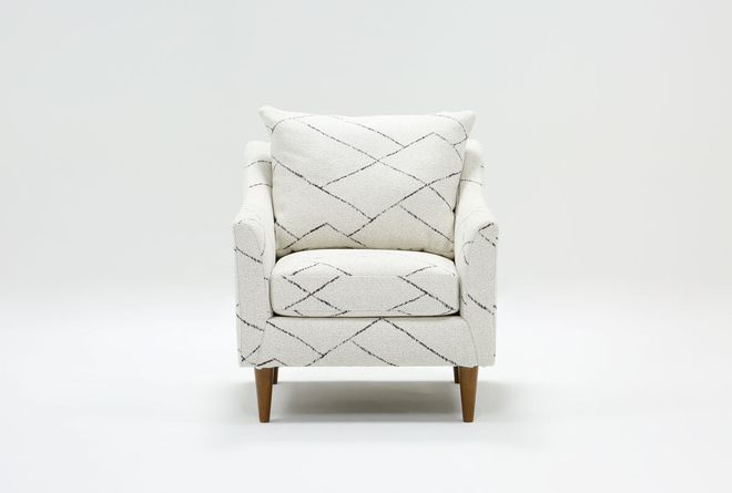 Zoe Accent Chair - 360