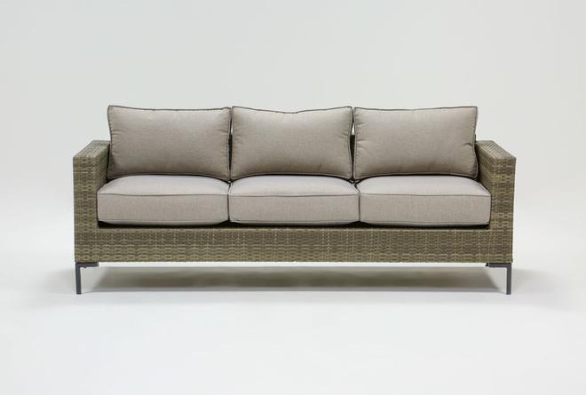 "Hayes 81"" Outdoor Sofa - 360"