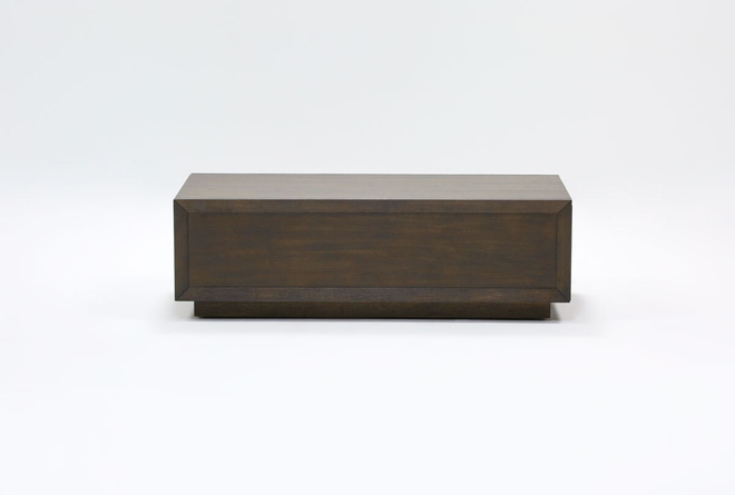 Pierce Black Coffee Table - 360