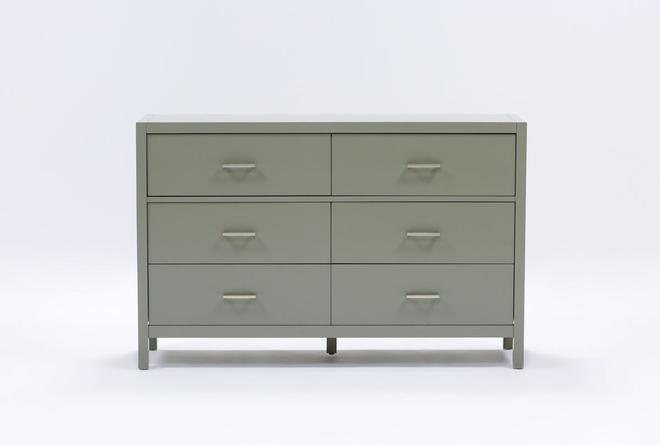 Reese Grey Dresser - 360