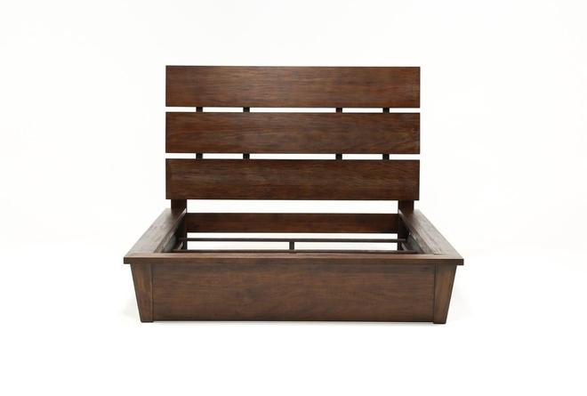 Livingston Queen Panel Bed - 360