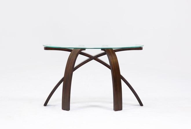 """Allure 46"""" Sofa Table - 360"""