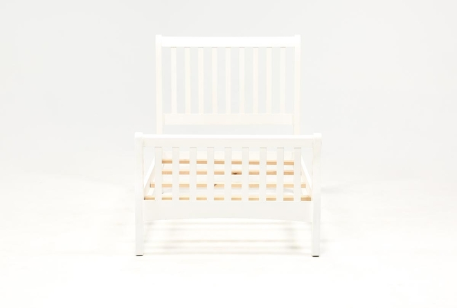 Bayfront Twin Sleigh Bed - 360
