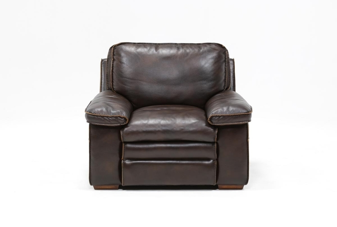 Walter Leather Chair - 360