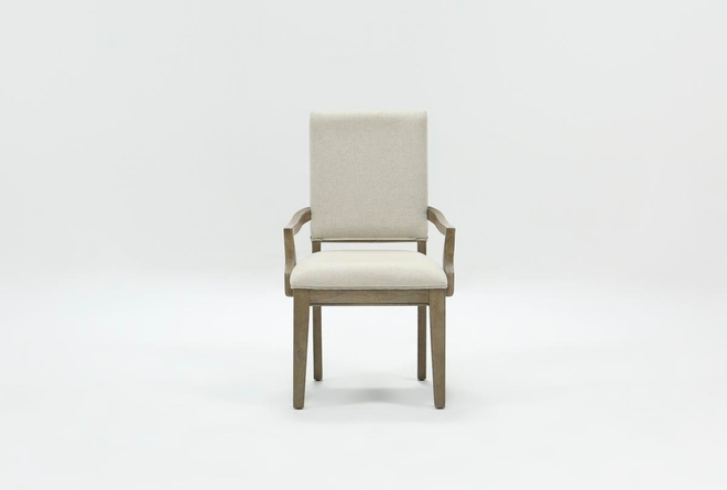 Walden Upholstered Arm Chair - 360
