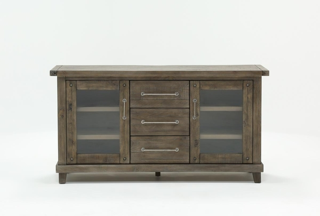 "Jaxon Grey 65"" Sideboard - 360"