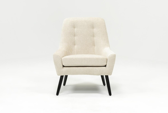 Bianca Natural Accent Chair - 360
