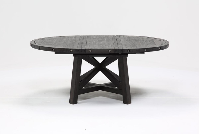 Jaxon Round Extension Dining Table - 360
