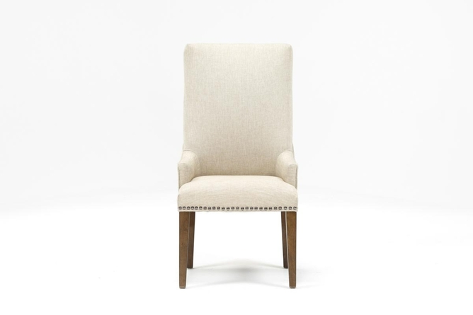 Cooper Upholstered Dining Side Chair - 360