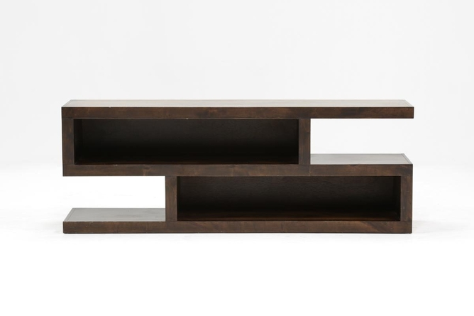 Walton 74 Inch Open TV Stand - 360