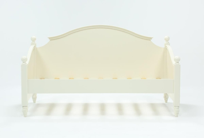 Madison White Twin Daybed - 360