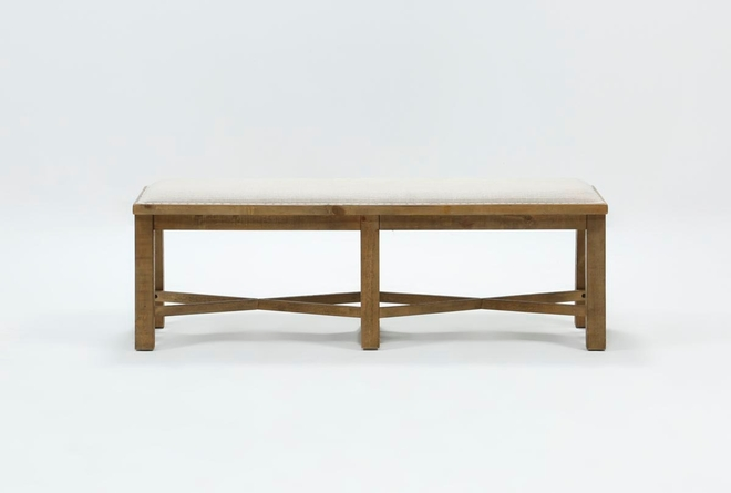 Market Dining Bench - 360
