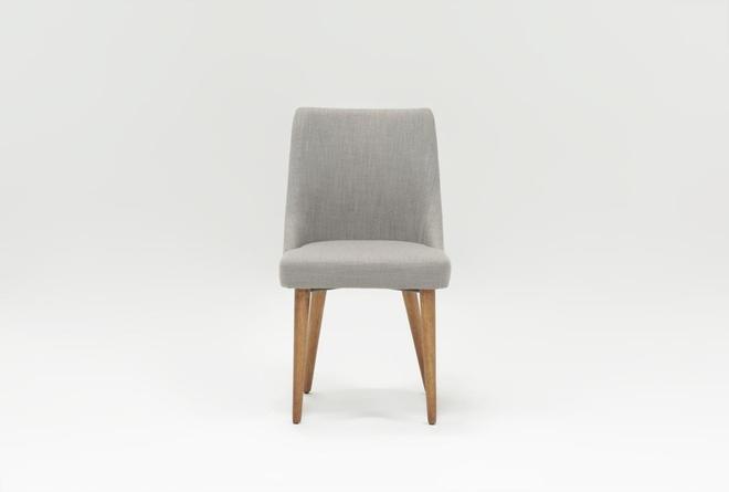 Moda Grey Side Chair - 360