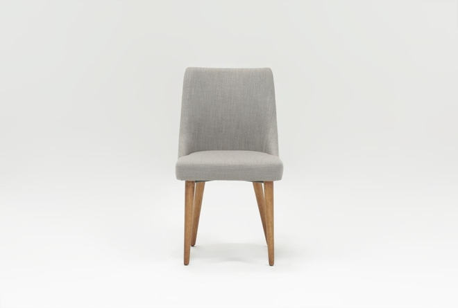 Moda Grey Dining Side Chair - 360
