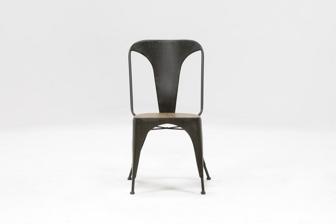 Amos Dining Side Chair - 360