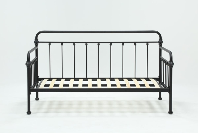 Knox Metal Twin Daybed - 360