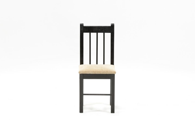Summit Black Desk Chair - 360
